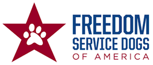 Podcast Charity Drive - Freedom Service Dogs