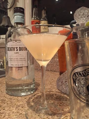 A Pegu Cocktail