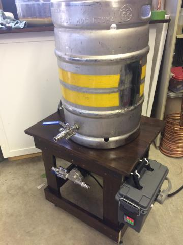 BeardedBrews Brew Rig